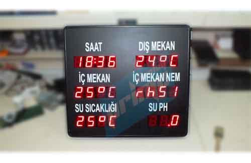 ledli_havuz_sıcaklıgı_nem_termometre_saat